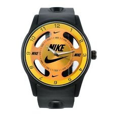 New Nike Unisex Luxury Yellow Sports Watch