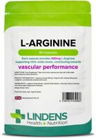 L-Arginine 500mg 90 Capsules  Bodybuilding Supplements Muscle Amino Acid Lindens