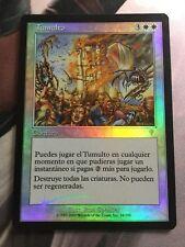 Mtg, FOIL Rout. Invasion Foil Rare. *Spanish LP*