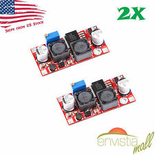 2Pcs DC-DC 1.5V - 35V Adjustable Boost Buck Step Up Down XL6009 Converter Module