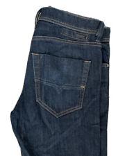 Mens Diesel Jeans Dark Blue Tepphar Slim Carrot W31 L32