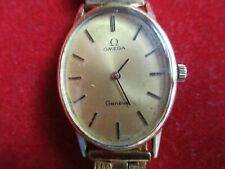 omega lady watch vintage working,26x33 mm (R&H)
