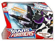 Hasbro Transformers Animated Voyager Skywarp Action Figure