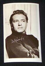 Paul Heinreid 1940's 1950's Actor's Penny Arcade Photo Card