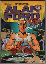 ALAN FORD  #  385  MI GIOCO TUTTO ALLA ROULETTE  mbp 2001