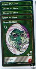 Gitane St. Claire x5 Gangrel Jyhad VTES