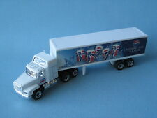 Matchbox Convoy Mack Box Truck Pepsi White Cab Delivery Service Boxed