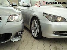 SCHEINWERFERBLENDEN BÖSER BLICK ABS NEW PASSEND FÜR BMW E60 BMW E61 tuning-rs.eu