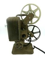 Vintage Keystone 16mm Projector Model A-82 with Manual