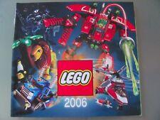 LEGO @@ CATALOGUE 2006