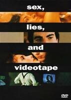 Sex, Lies, and Videotape DVD DVD