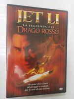 LA LEGGENDA DEL DRAGO ROSSO - FILM IN DVD -visita il negozio COMPRO FUMETTI SHOP