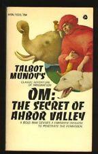 B000GR1SD0 Om: The Secret of Ahbor Valley (Vintage Avon V2212)