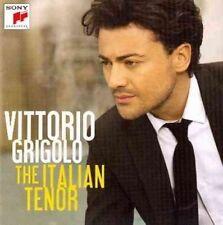 The Italian Tenor, Vittorio Grigolo, Acceptable CD