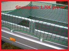 Anhängernetz Abdecknetz Container 3 x 3 m knotenlos