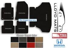 Lloyd Classic Loop Carpet Trunk Mat for Acura Vehicles - Choose Logo & Color