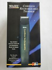Wahl Cordless Rechargeable Trimmer - New