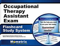 Occupational Therapy Assistant Exam Flashcard Study System