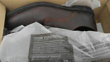 Mens Timberland Earth Keepers Coblton Oxford Brown Shoes Size 8 / 41