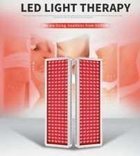 SGROW Red Near Infrared LED 660nm 850nm 1500W Full Body Red Light Therapy