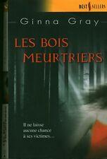 Livre Poche les bois meurtriers Ginna Gray Harlequin 2007 Best Seller book
