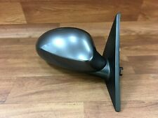 BMW 120d E82 2008 Driver Side RH auto dimming wing mirror A22 Graphite 5 pin