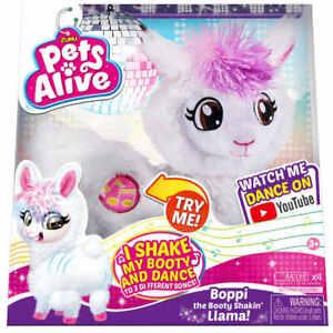 Zuru Pets Alive Boppi the Booty Shakin' Llama - Twerking Llama- Electronic Pet