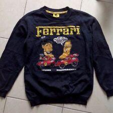 Vintage FORMULA 1 SCHUMACHER + IRVINE F1 TEAM sweatshirt size M