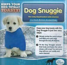 Manteau en tissu pour chien