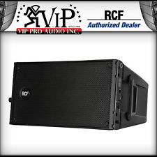 RCF HDL 10-A Active Line Array Module 1400W Amplified DJ/Club PA Speaker HDL-10A