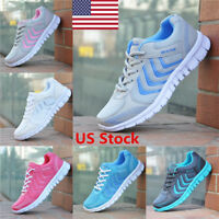 NEW Women's Breathable Ultra-Light Sport Outsole Sneakers Athletic Tennis Shoes