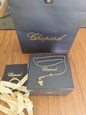 Chopard Diamond Hamsa Necklace RARE