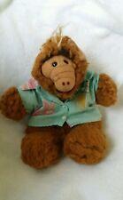 "Vintage 1988 Alf Hand Puppet W/ Hawaiian Shirt- Alien Productions- 12"""