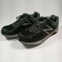 New Balance 1540v3 Black/Grey Running Walking Men's 10.5 4E M1540BK3 Made in USA