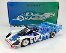 Porsche 956L BOSS 24h Le Mans 1984 Limited Edition 500 pcs.