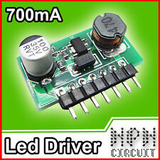 DRIVER LED 3w 700mA PWM Dimmer DC-DC Stepdown Converter 24W