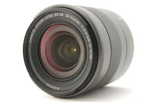 [MINT] Canon EF-M 18-55mm f/3.5-5.6 STM IS Lens From JAPAN