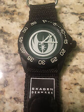 STAR WARS JEDI BATTLEFRONT GAMER WATCH ( SKAGEN DESIGNS 40LBB ) Video Game