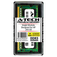 A-Tech 8GB DDR3 1600 MHz PC3-12800 1.35V 2Rx8 Memory RAM for HP 255 G5