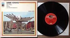 IANNIS XENAKIS / POLLA TA DHINA - AKRATA, ecc... - LP (Italy 1969) NM - RARE !!!