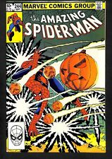 Amazing Spider-Man #244 NM 9.4 Hobgoblin! Marvel Comics Spiderman