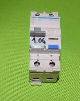Hager ADA 916D Leitungsschutzschalter 1-polig+N 6 kA B-1 (534)