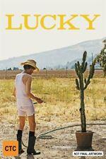 Lucky (DVD, 2018)