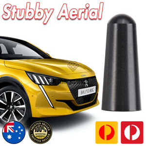 Antenna / Aerial Stubby Bee Sting for Peugeot 208 GTI Black
