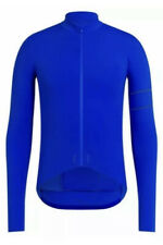 Rapha PRO TEAM Long Sleeve Thermal Jersey Ultramarine BNWT Size M or L