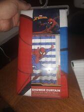 Spiderman Shower Curtain [100 % Polyester]