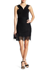 154aa6ddb Trixxi Girl NWT Women dress size M Medium Cold-Shoulder Lace Black 40