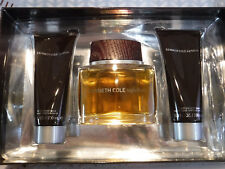 3pc Gift Set Kenneth Cole SIGNATURE 3.4oz Ea EDT Aftershave Wash Mens NIB (408)