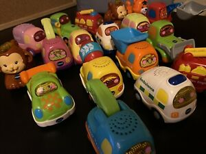 vtech toot toot interactive drivers cars *pick your own* truck car fire police