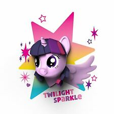 MY LITTLE PONY 3D LED WALL LIGHT - TWILIGHT SPARKLE - LILAC NEW OFFICIAL